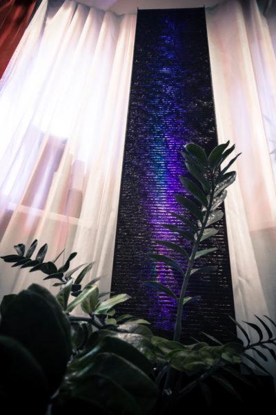 """Декоративный водопад для дома по акрилу от компании """"Аквадизайн"""" Самара"""
