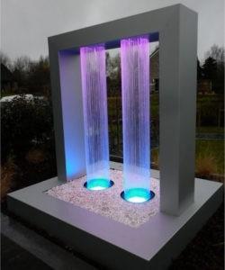 Водопад по струнам